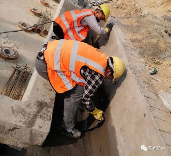 技术贴 | 湿铺防水卷材在车库底板的应用